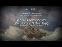 Exposición Literatura y Naturaleza - Museo historico Cabildo Montevideo