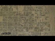 Evolución de Montevideo a través de los planos del acervo del Museo Cabildo  (1724-1897).