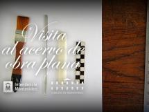 Visita a la Sala de Conservación del Acervo de obra plana del Museo Histórico Cabildo de Montevideo